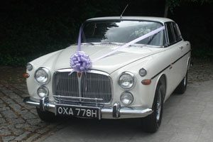 Wedding Cars Hampshire For Hire